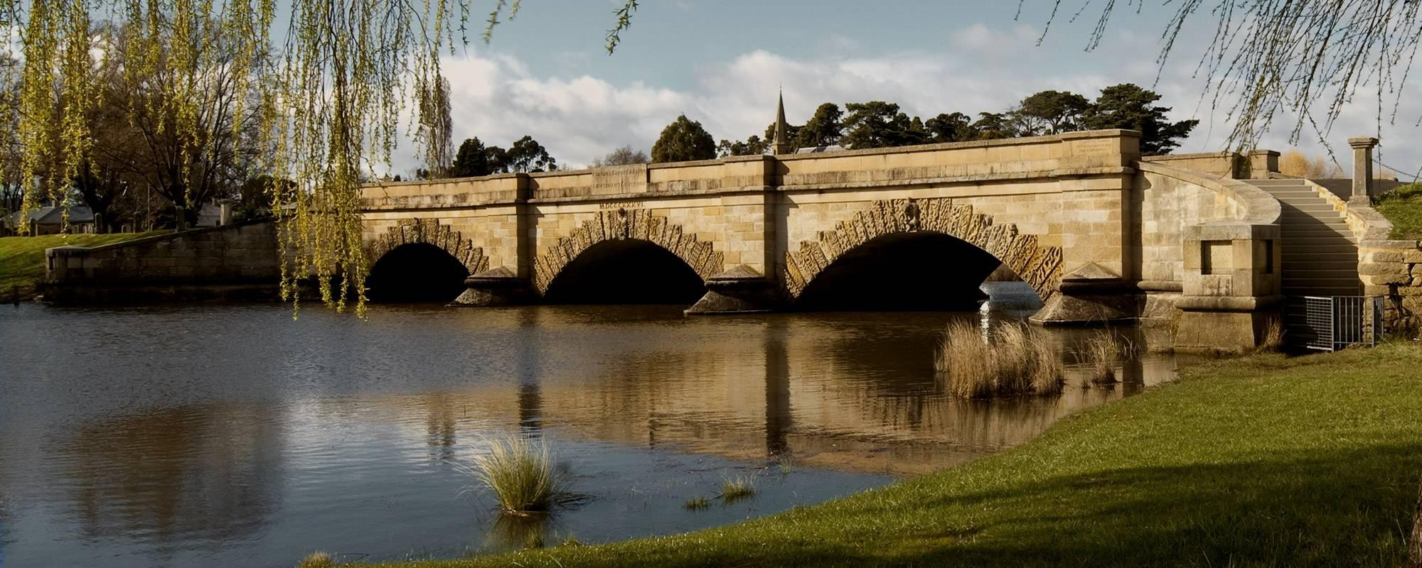 Tasmania S Finest Heritage Village Northern Midlands Council