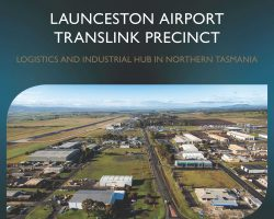 Launceston Airport TRANSlink Precinct